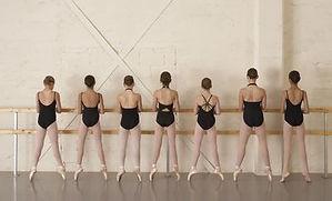White Marsh Ballet Pointe Classes