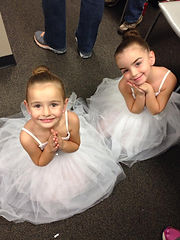 White Marsh Ballet Academy Try a Class
