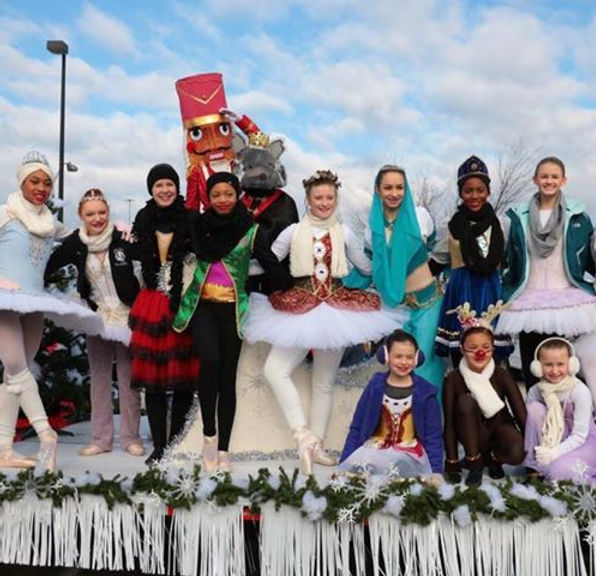 White Marsh Ballet Academy at The Holida