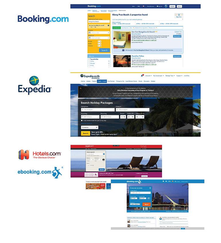 Booking management Bangkok
