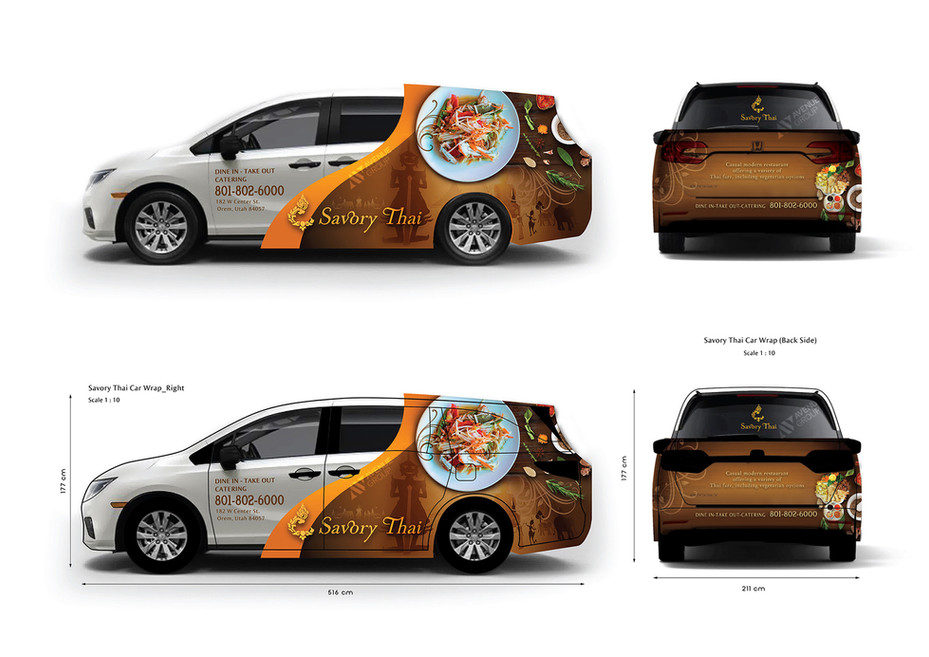 Car Sticker Wrapping Design Avenue Group