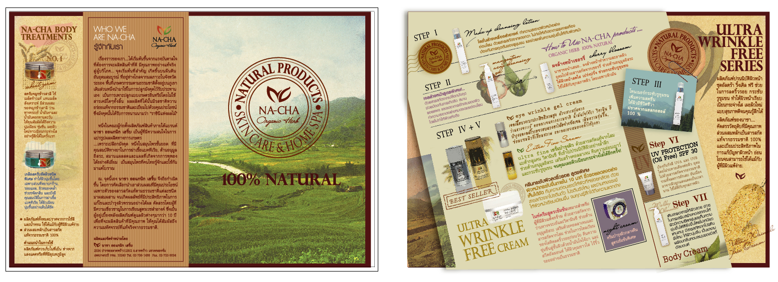 Nacha Brochure