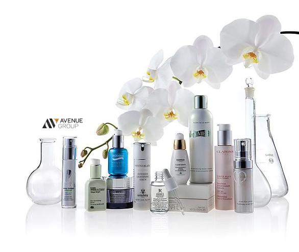 Beauty & cosmetics photography service