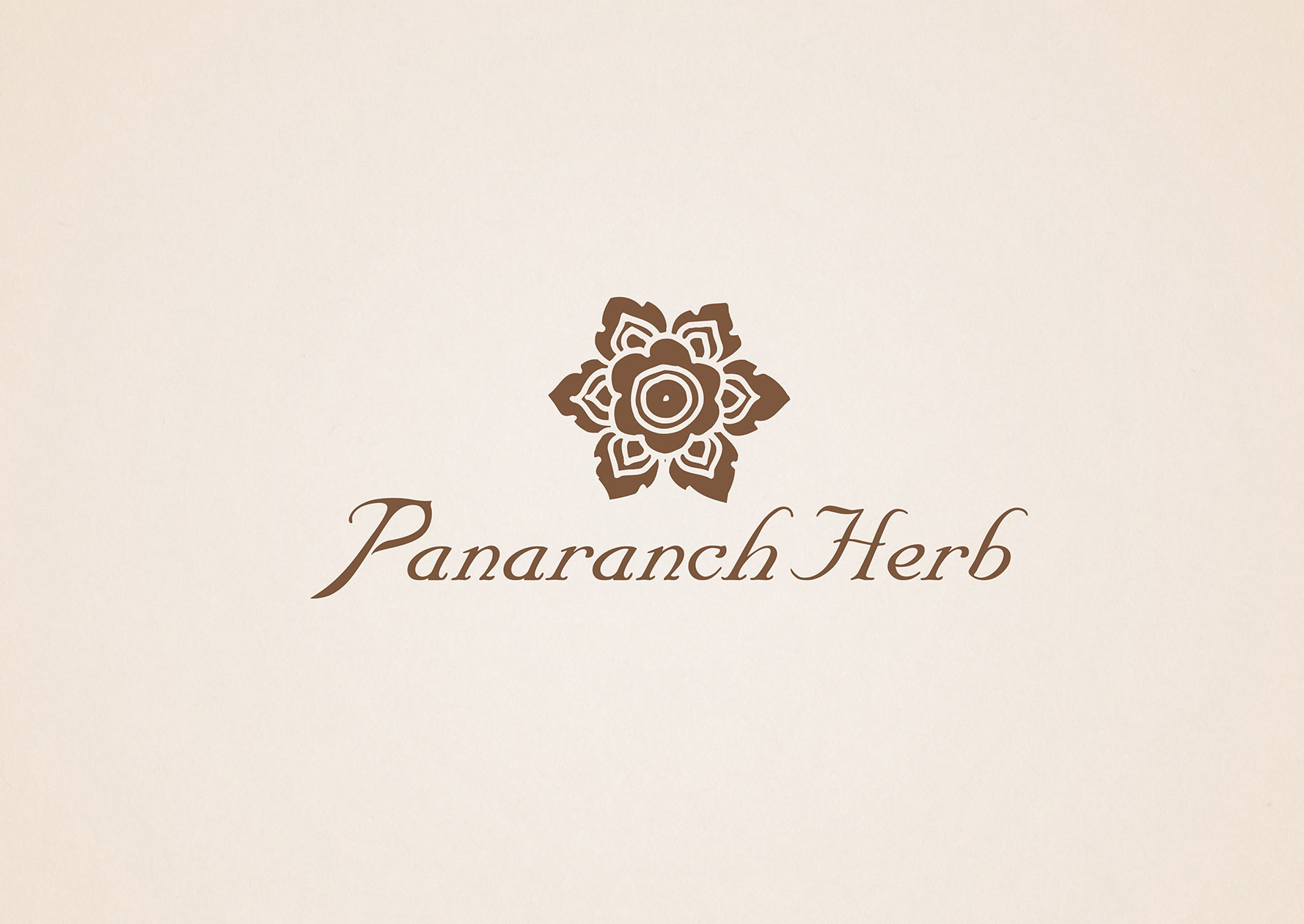 Panaranch logo design