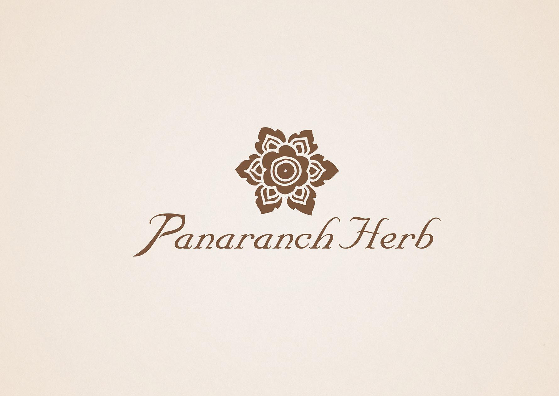 Panaranch logo design