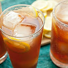 Ginger Infused Iced Tea