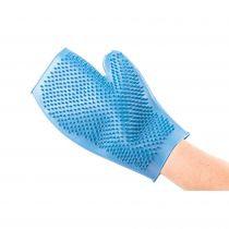 Wet/Dry Grooming glove