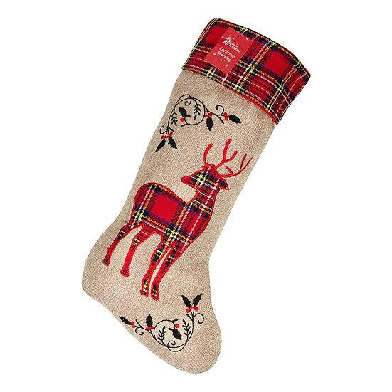 COMING SOON! Human & Hound Christmas stocking set