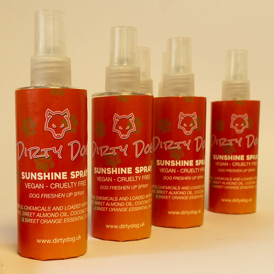 Sunshine spray