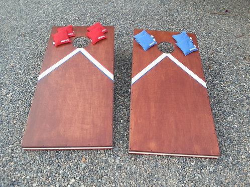 Custom Made Cornhole Boards / BeanBag Toss