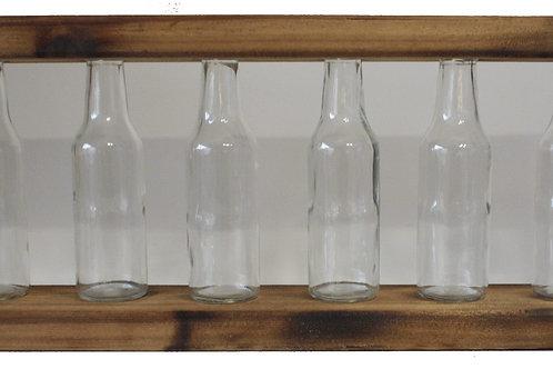 Flower Vase - Centerpiece (6 Bottle)