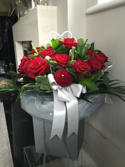 Red Rose gift bouquet