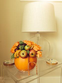 Autumnal Pumpkin