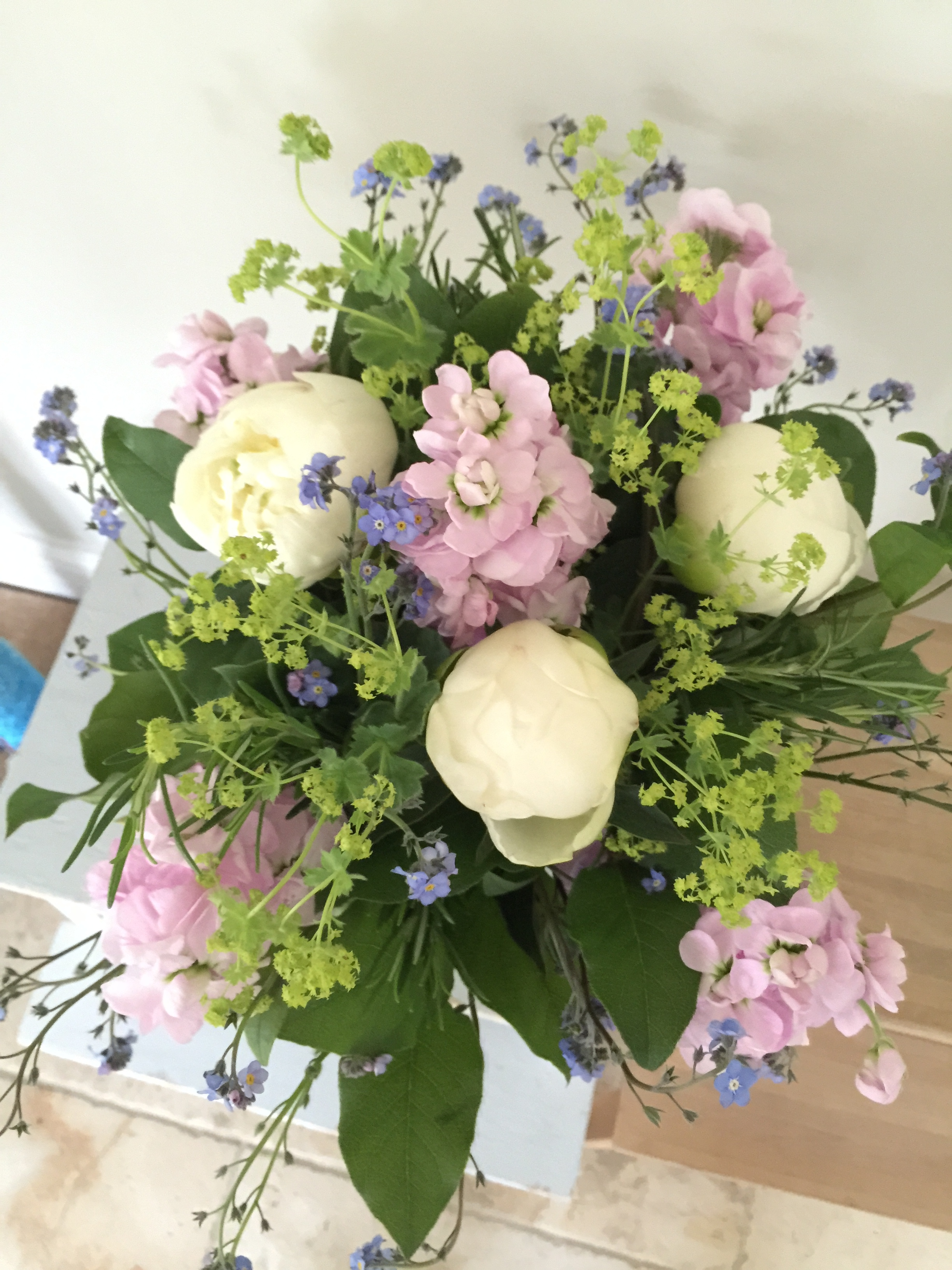Posy gift bouquet