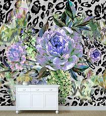 Wild Amethyst Wallpaper Mural.jpg