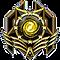 Медаль за прохождение курса