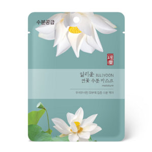 [Illiyoon] Lotus Moisture Mask