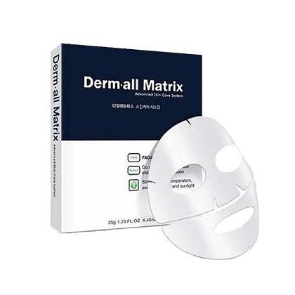 [Derm All Matrix] Hydrogel Mask