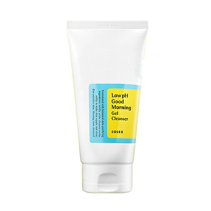 [COSRX] Low pH Good Morning Gel Cleanser