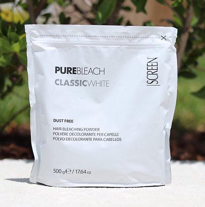 HAIR BLEACHING POWDER: PUREBLEACH CLASSIC WHITE (500g/17.64oz)