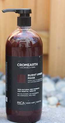 BURNT UMBER MASK (1000ml/33.8fl.oz)