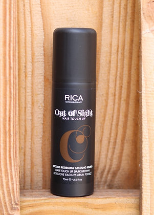 HAIR TOUCH UP DARK BROWN: OUT OF SIGHT (75ml/2.5fl.oz) DARK BROWN COLOR