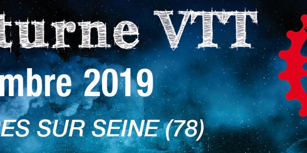 Téléthon 2019 - Randonnée nocturne Bonnieres VTT