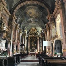 Kathedrale der Heiligen Jungfrau Maria