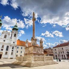 Széchenyi Platz