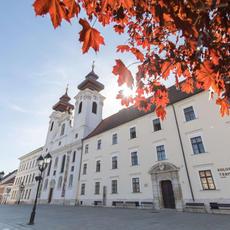 Gebäudekomplex der Benediktiner