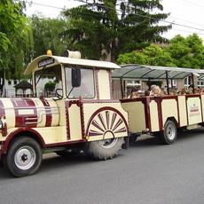 Stadtrundfahrt Mit Dem Sightseeing-Zug