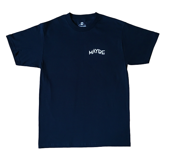 CINEMA LOGO T-SHIRT NAVY