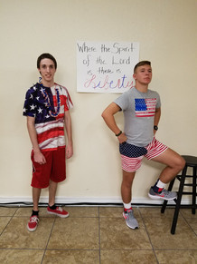The  All americans