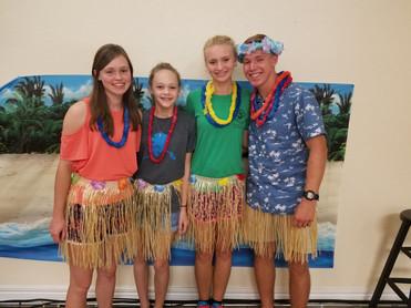 Hawaiin social