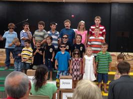 Children's presentation