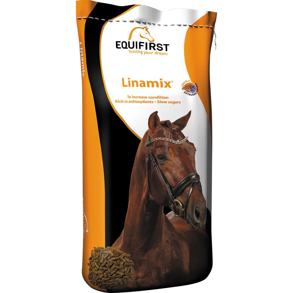 Linamix pressitud linaseemned hobustele & ponidele