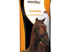Equifirst Linamix® pressitud linaseemned