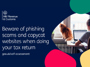 Beware of Phishing Scams when filing your Tax Returns