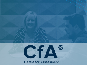 What is the Centre for Assessment? What can they do for me?
