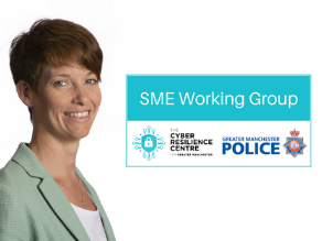 Amy Lemberger launches the SME Working Group
