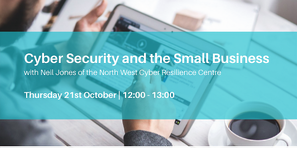 Cyber Security and the Small Business with the FSB