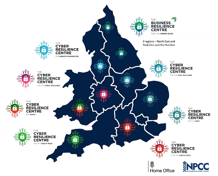 The Cyber Resilience Centres in the UK