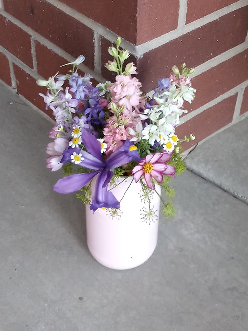 Buy 1, Give 1 Mason Jar Bouquets Special