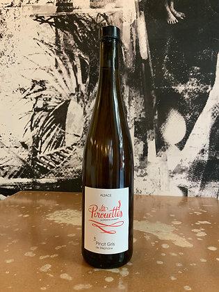 Le Pinot Gris de Stephane - Le Vins Pirouettes