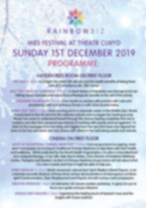 MBS Workshop Programme 1st December 2019