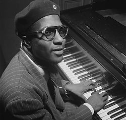 Thelonious Monk at Minton's (Sept 1947).