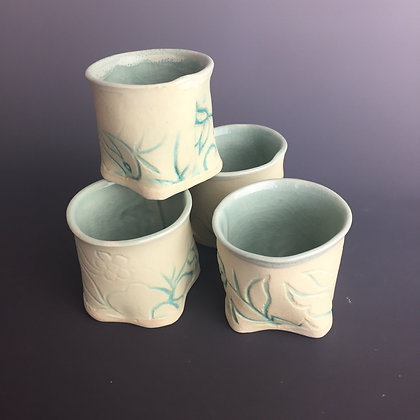 Demitasse cups (4 in-stock) sold each