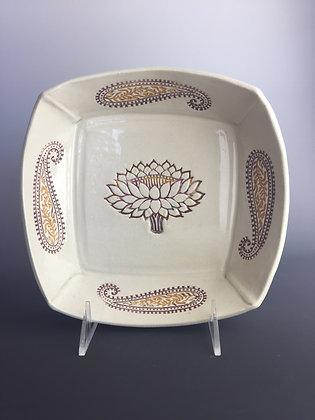Lotus Flower Dish