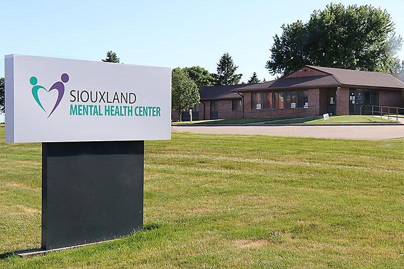 Siouxland Mental Health Center Main Clinic