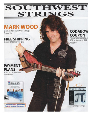 Southwest Strings Cover